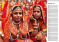 Farbenfrohes aus Indien (Wandkalender 2019 DIN A3 quer) - Produktdetailbild 1
