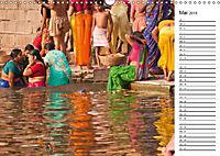 Farbenfrohes aus Indien (Wandkalender 2019 DIN A3 quer) - Produktdetailbild 5