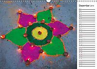 Farbenfrohes aus Indien (Wandkalender 2019 DIN A3 quer) - Produktdetailbild 12