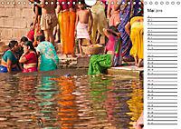 Farbenfrohes aus Indien (Wandkalender 2019 DIN A4 quer) - Produktdetailbild 5