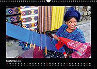 Farbenfrohes Guatemala (Wandkalender 2019 DIN A3 quer) - Produktdetailbild 9