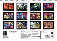 Farbenfrohes Guatemala (Wandkalender 2019 DIN A3 quer) - Produktdetailbild 13