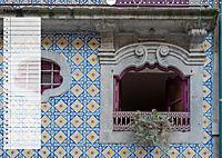 Farbenfrohes Porto (Wandkalender 2019 DIN A3 quer) - Produktdetailbild 1