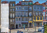 Farbenfrohes Porto (Wandkalender 2019 DIN A3 quer) - Produktdetailbild 3