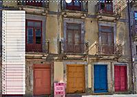 Farbenfrohes Porto (Wandkalender 2019 DIN A3 quer) - Produktdetailbild 6