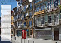 Farbenfrohes Porto (Wandkalender 2019 DIN A4 quer) - Produktdetailbild 4
