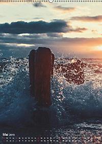 Farbenpracht Nordsee (Wandkalender 2019 DIN A2 hoch) - Produktdetailbild 5
