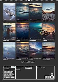 Farbenpracht Nordsee (Wandkalender 2019 DIN A2 hoch) - Produktdetailbild 13