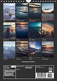 Farbenpracht Nordsee (Wandkalender 2019 DIN A4 hoch) - Produktdetailbild 13