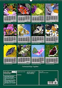 Farbenprächtige Tagfalter (Wandkalender 2019 DIN A2 hoch) - Produktdetailbild 13