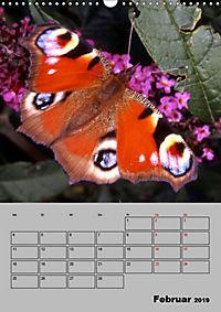 Farbenprächtige Tagfalter (Wandkalender 2019 DIN A3 hoch) - Produktdetailbild 2
