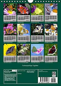 Farbenprächtige Tagfalter (Wandkalender 2019 DIN A4 hoch) - Produktdetailbild 13