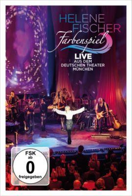 Farbenspiel Live aus dem Deutschen Theater München (Deluxe Edition, 2CD+DVD), Helene Fischer