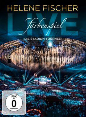 Farbenspiel Live - Die Stadion-Tournee, Helene Fischer