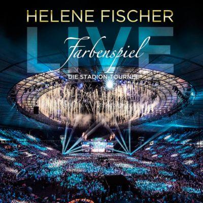 Farbenspiel Live - Die Stadion-Tournee (2 CDs), Helene Fischer