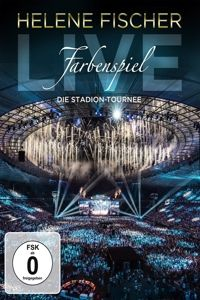 Farbenspiel Live - Die Stadion-Tournee (Deluxe Edition, 2 CDs+DVD), Helene Fischer