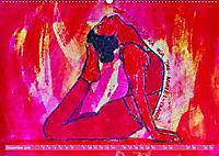 Farbige Yoga Kraftwelt - Yoga Asanas für die Chakren (Wandkalender 2019 DIN A2 quer) - Produktdetailbild 12
