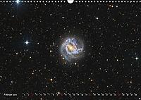 Farbiges Universum Galaxien und Nebel (Wandkalender 2019 DIN A3 quer) - Produktdetailbild 2
