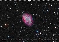 Farbiges Universum Galaxien und Nebel (Wandkalender 2019 DIN A3 quer) - Produktdetailbild 1