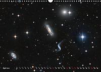 Farbiges Universum Galaxien und Nebel (Wandkalender 2019 DIN A3 quer) - Produktdetailbild 4