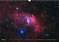 Farbiges Universum Galaxien und Nebel (Wandkalender 2019 DIN A3 quer) - Produktdetailbild 3
