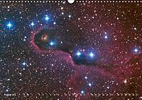 Farbiges Universum Galaxien und Nebel (Wandkalender 2019 DIN A3 quer) - Produktdetailbild 8