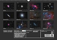 Farbiges Universum Galaxien und Nebel (Wandkalender 2019 DIN A3 quer) - Produktdetailbild 13