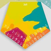 Farbkleckse 2019 - Produktdetailbild 4