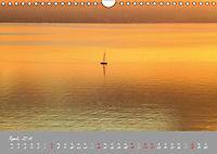 Farbrausch Bodensee (Wandkalender 2019 DIN A4 quer) - Produktdetailbild 4
