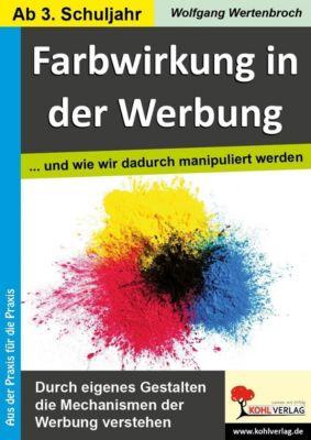 Farbwirkung in der Werbung, Wolfgang Wertenbroch