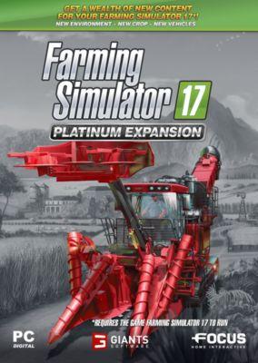Farming Simulator 2017 - Platinum Expansion
