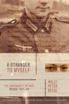Farrar, Straus and Giroux: A Stranger to Myself, WILLY PETER REESE
