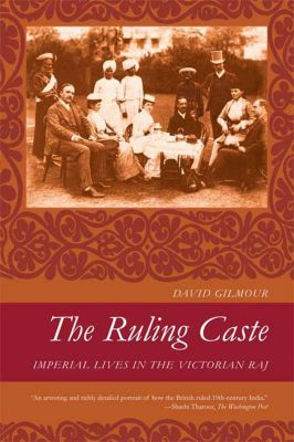 Farrar, Straus and Giroux: The Ruling Caste, David Gilmour