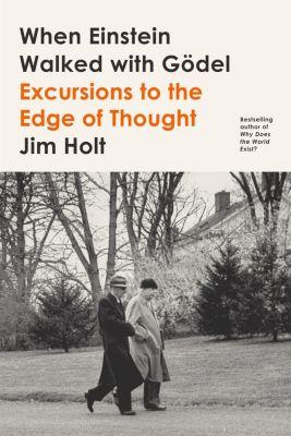 Farrar, Straus and Giroux: When Einstein Walked with Gödel, Jim Holt