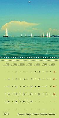Fascinating Austria - Mountains and Lakes (Wall Calendar 2019 300 × 300 mm Square) - Produktdetailbild 2