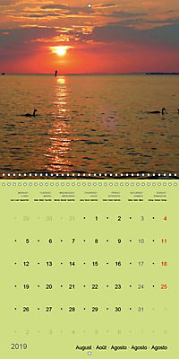Fascinating Austria - Mountains and Lakes (Wall Calendar 2019 300 × 300 mm Square) - Produktdetailbild 8