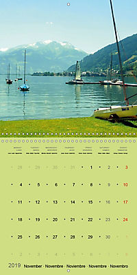Fascinating Austria - Mountains and Lakes (Wall Calendar 2019 300 × 300 mm Square) - Produktdetailbild 11