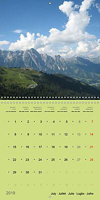Fascinating Austria - Mountains and Lakes (Wall Calendar 2019 300 × 300 mm Square) - Produktdetailbild 7