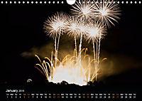Fascinating Fireworks (Wall Calendar 2019 DIN A4 Landscape) - Produktdetailbild 1