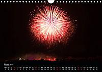 Fascinating Fireworks (Wall Calendar 2019 DIN A4 Landscape) - Produktdetailbild 5