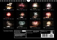 Fascinating Fireworks (Wall Calendar 2019 DIN A4 Landscape) - Produktdetailbild 13