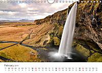 Fascinating Iceland - Calendar 2019 / UK-Edition (Wall Calendar 2019 DIN A4 Landscape) - Produktdetailbild 2