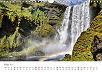 Fascinating Iceland - Calendar 2019 / UK-Edition (Wall Calendar 2019 DIN A4 Landscape) - Produktdetailbild 5