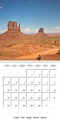 Fascinating Southwest of the USA (Wall Calendar 2019 300 × 300 mm Square) - Produktdetailbild 8