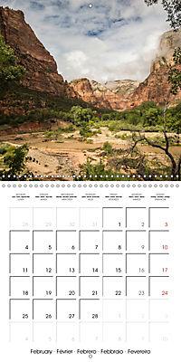 Fascinating Southwest of the USA (Wall Calendar 2019 300 × 300 mm Square) - Produktdetailbild 2