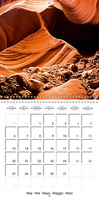 Fascinating Southwest of the USA (Wall Calendar 2019 300 × 300 mm Square) - Produktdetailbild 5