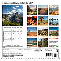 Fascinating Southwest of the USA (Wall Calendar 2019 300 × 300 mm Square) - Produktdetailbild 13