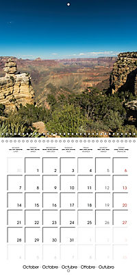 Fascinating Southwest of the USA (Wall Calendar 2019 300 × 300 mm Square) - Produktdetailbild 10