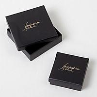 Fascination by Ellen K. Anhänger mit Kette 333/- Gold Zirkonia weiß 42cm Glänzend - Produktdetailbild 2