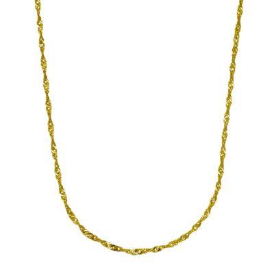 Fascination by Ellen K. Collierkette 333/- Gelbgold 42cm